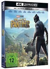 BLACK PANTHER 4K ULTRA HD BLU-RAY MARVEL STUDIOS DEUTSCH