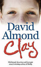 Almond, David, Clay, Very Good Book