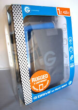 G-Technology 1TB G-DRIVE ev RaW USB 3.1 Gen 1 SSD with Rugged Bumper