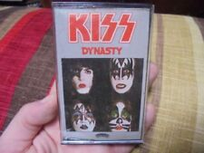 Kiss Music Cassettes