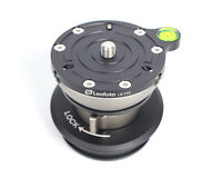 LB-75S 75mm Leveling Base for LN-364C / LM-364C Tripod w Butterfly Lock Collar