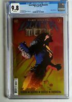 DARK NIGHTS DEATH METAL #3 -  CGC 9.8 - DC COMICS 10/2020 Robin king book batman