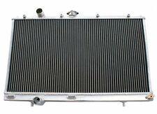 2 ROW Aluminum Radiator fit for Lancer Evolution EVO 4 5 6 IV VI VII New
