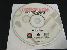 Cosmopolitan Virtual Makeover (PC & MAC, 1997) - Disc Only!!!