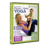 Shiva Rea Mama & Baby Yoga DVD - DVD By Shiva Rea - VERY GOOD