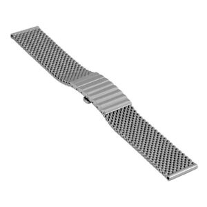 Staib Wrist Watch Band Milanaise / Mesh, High 0 1/8in, Length 5 1/8in, 2792