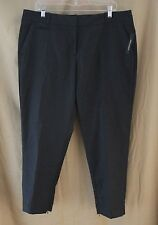 Worthington, Size 14, Navy Speckle, Modern Fit, Ankle Pant, New with Tags