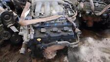 05-06 NISSAN QUEST ENGINE 3.5L, VIN B, 4th digit, VQ35DE, AT, 4 speed, S model