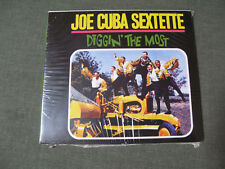 JOE CUBA SEXTETTE Diggin' the Most CD New SEECO SCCD-9259