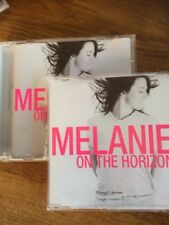 MELANIE C - ON THE HORIZON  CD +  DVD SINGLE SET spice girls