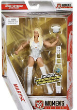 WWE ELITE MARYSE WRESTLING FIGURE WALGREENS EXCLUSIVE INTERCONTINENTAL BELT DIVA