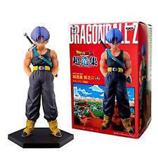 Banpresto Dragon Ball Z Chozoshu Collection Volume 2 Trunks Figure NEW Toys