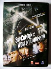 Dvd Sky Captain and the World of Tomorrow Special edition 2 dischi Usato