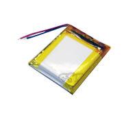 3.7V 500 mAh Li-polymer Rechargeable Battery Li-Po 062535 for bluetooth/mp3/mp4