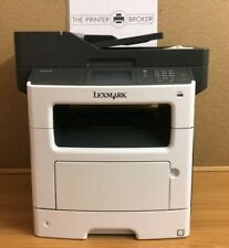 35S5703 - Lexmark MX511de A4 Mono Laser Multifunction Printer