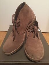 Bottega Veneta Double Lace Desert Boots, Gr.43, braun, Wildleder, Top, 489 €