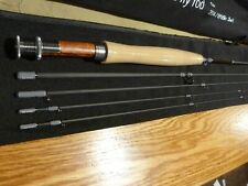 Black River Fly Rod, New 6ft 6in 4pc 2wt,2tips ,Im8 carbon blank,fast action