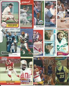 (15) Different University of Alabama Crimson Tide Alumni Cards Derrick Thomas