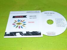 STEVE NIEVE - VANESSA PARADIS - ALAIN CHAMFORT - STRUMER CD PROMO !!FRANCE
