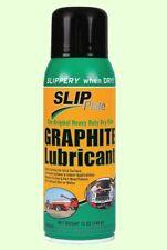 SLIP PLATE GRAPHITE LUBRICANT Spray-on Aerosol Coating Heavy Duty Dry Film Lube