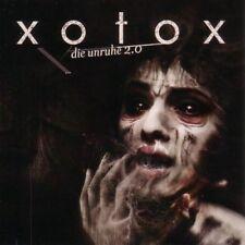 Xotox el desasosiego 2.0 CD 2010