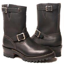 "Wesco - Boss - 8"" Women's Black Boots"