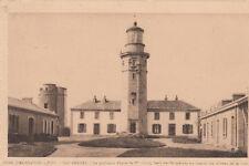 CAP FREHEL 3065 le puissant phare côte d'émeraude timbrée 1930