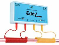 Eddy Electronic Water Descaler Softener Alternative Descaling Device Lime Scale