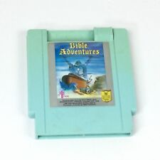 Bible Adventures Blue Version NES Nintendo Willow Tree Video Game Religion B11-1