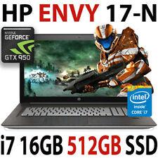 HP Windows 7 3.00-3.49GHz PC Laptops & Notebooks