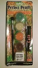 Perfect Pearls, The Complete Embellishing Pigment Kit, RANGER, 4 Colors