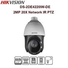 Hikvision DS-2DE4220IW-DE 2MP 20X Optical Zoom IR HD PTZ Network IP Camera H.265
