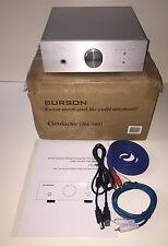 Burson Audio Conduttore MK I Dac/Cuffie Amp/Pre Amp EX DEMO unità (era 1499.00)