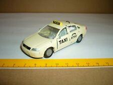 Siku audi a6 taxi 1092