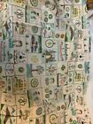 Vintage 1959 Girl Scout Table Cloth