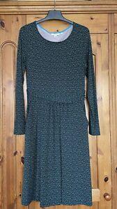 BODEN (micro spotty) dress size 12 R