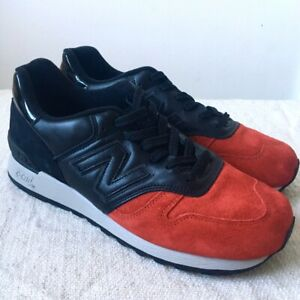 New Balance 670 Red Devil Made In England UK 10