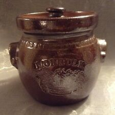 Vintage Bendigo Pottery Ken Campbell Jam Canister 1978