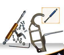 Adjustable Engine Torque Damper with Brace Mount Kit for R33 R34 Skyline GTR GT-