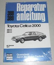 Reparaturanleitung Toyota Celica TA4 / RA4 ab 1977
