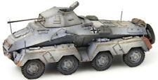 Ho Roco Minitanks 9th Panzer Army Armored Car #A729.387.71.Wg Hand Painted