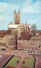 Canterbury Cathedral The Eastern Aspect Vintage Cars Voitures Auto