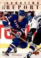 1995-96 Upper Deck Brian Leetch #236