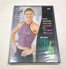 Debbie Siebers' Slim in 6 Workout (2 DVD Set - Sealed/New) Beachbody