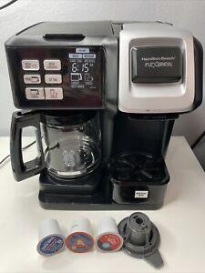 *read* Hamilton Beach FlexBrew 12 Cups Trio Coffee Maker - Black