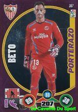 367 BETO PORTUGAL SEVILLA.FC PORTERAZO CARD ADRENALYN 2015 PANINI