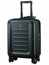 Victorinox Spectra™ 2.0 - 55cm Hardsided Global Carry-On Black Suitcase Free Bag