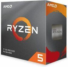 AMD Ryzen 5 3500X Desktop Processor 3.6GHz CPU 6 Cores 32MB Cache Max 4.1GHz AM4