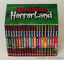Goosebumps 20 Book Boxed Set Horrorland R L Stine Monster Horror Nightmares