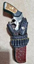 Custom Cowboy Style Holster For Ruger Sp101
